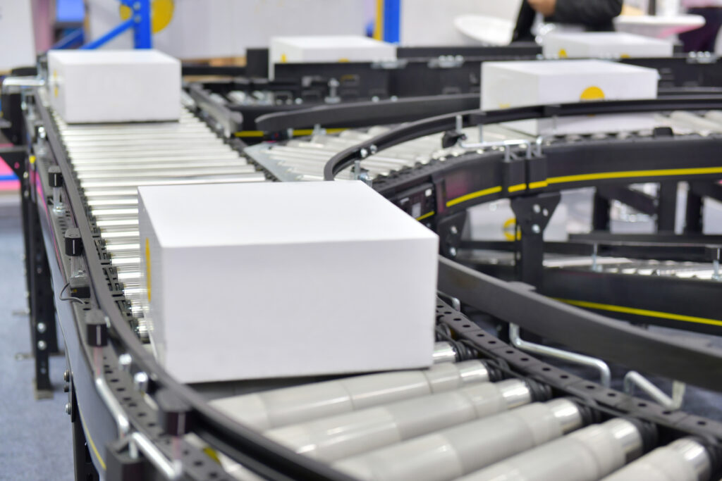 conveyor box